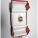 SPECTACULAR MEN'S 4.36 ct CAT'S EYE QUARTZ +14K RING - VALUED AT $3400